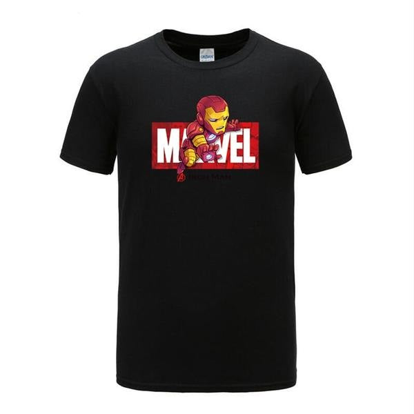 T-Shirt Marvel Iron Man