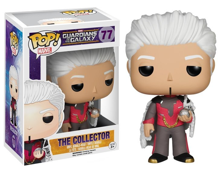 figurine pop marvel le collectionneur
