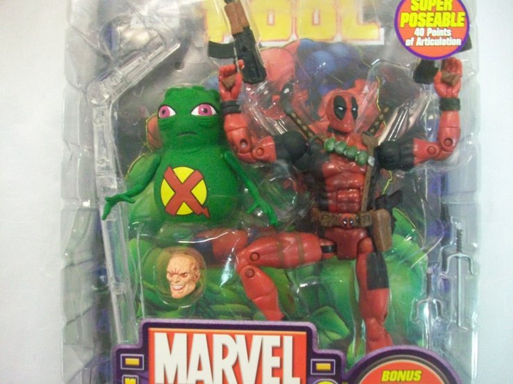 figurine marvel deadpool