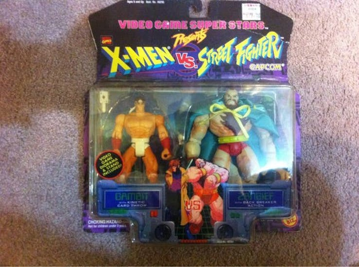 figurine marvel x-men