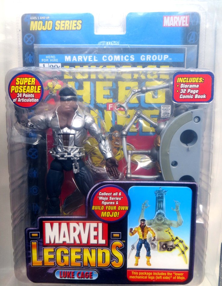 figurine marvel luke cage