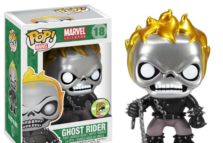figurine pop ghost rider