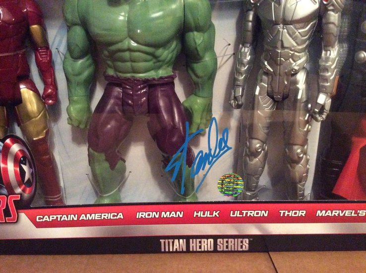figurine marvel titan heroes series
