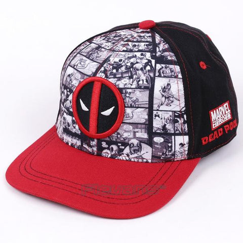 Casquette Marvel Deadpool