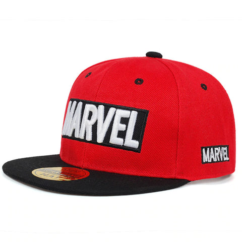 Casquette Snapback Marvel Rouge