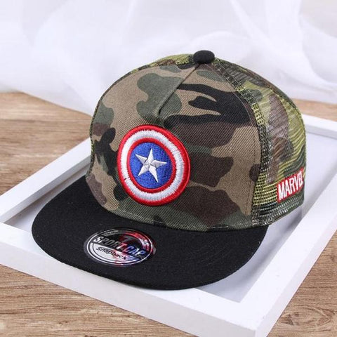 Casquette Marvel Captain America