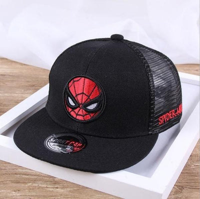 Casquette Spiderman-Marvel World Shop