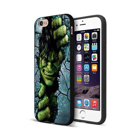 Coque Iphone Hulk-Marvel World Shop
