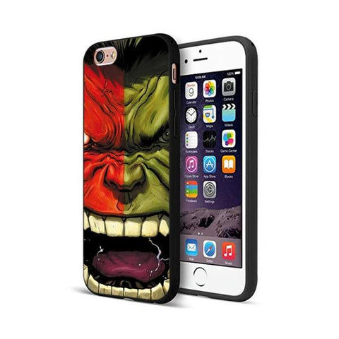 Coque Iphone Hulk Marvel-Marvel World Shop