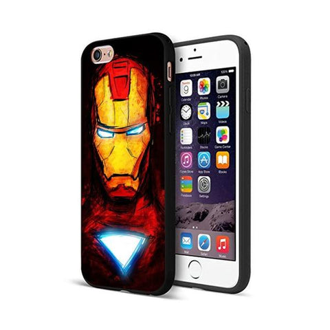 Coque Iphone Iron Man Marvel-Marvel World Shop