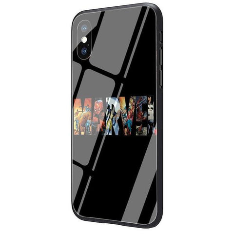 Coque Marvel Iphone Logo Marvel