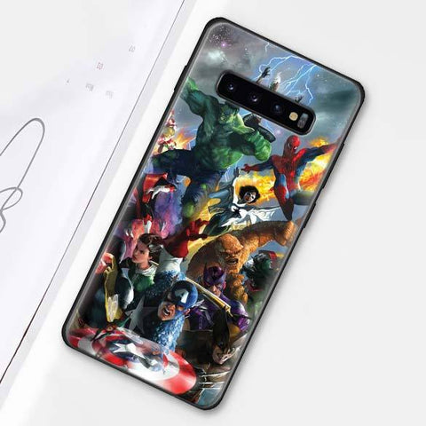 Coque Samsung Avengers-Marvel World Shop
