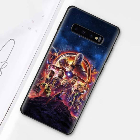 Coque Samsung Avengers Endgame-Marvel World Shop