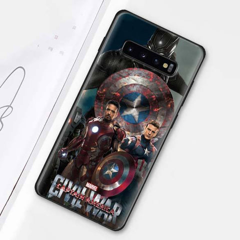 Coque Samsung Civil War-Marvel World Shop