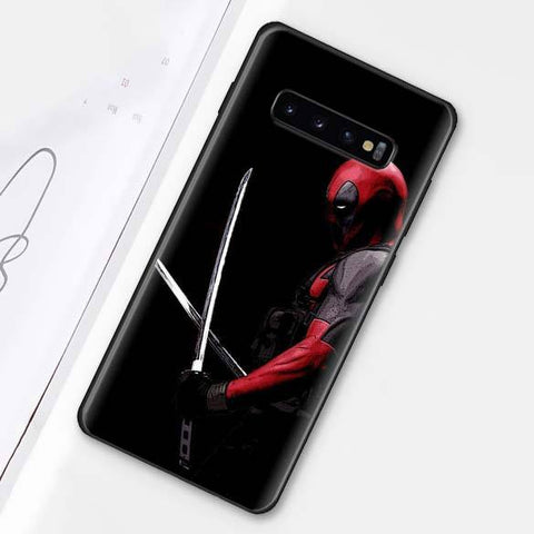 Coque Samsung Deadpool-Marvel World Shop