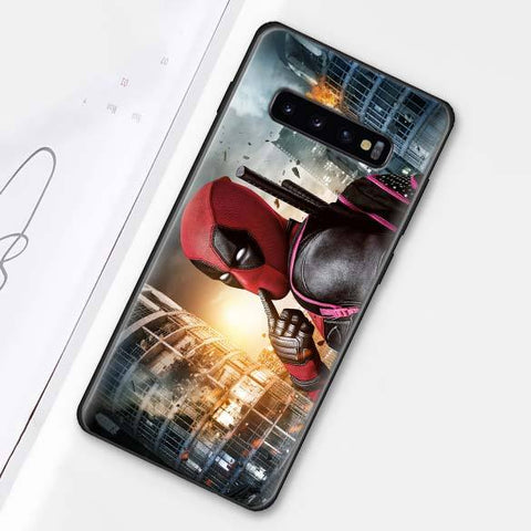 Coque Samsung Deadpool Marvel-Marvel World Shop