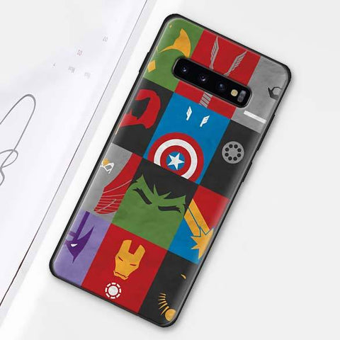Coque Samsung Marvel Comics-Marvel World Shop