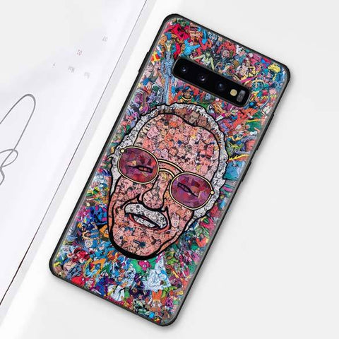 Coque Samsung Stan Lee-Marvel World Shop