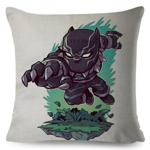 Coussin Black Panther