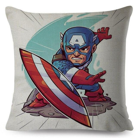 Coussin Captain America