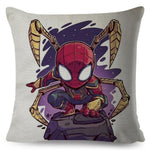 Coussin Spiderman Infinity War
