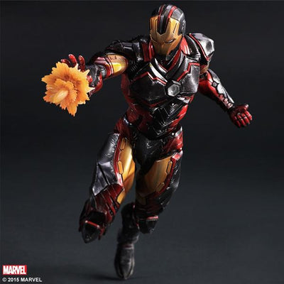 Figurine Iron Man Marvel-Marvel World Shop