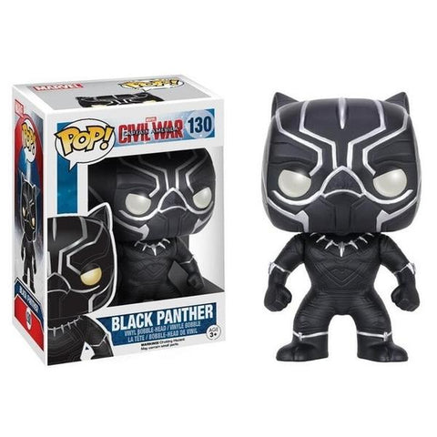 Figurine Pop Marvel Black Panther
