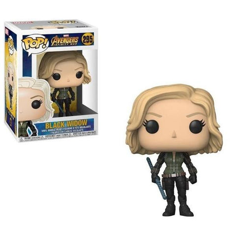 Figurine Pop Marvel Black Widow