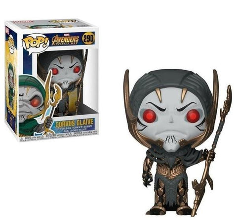 Figurine Pop Marvel Corvus Glaive