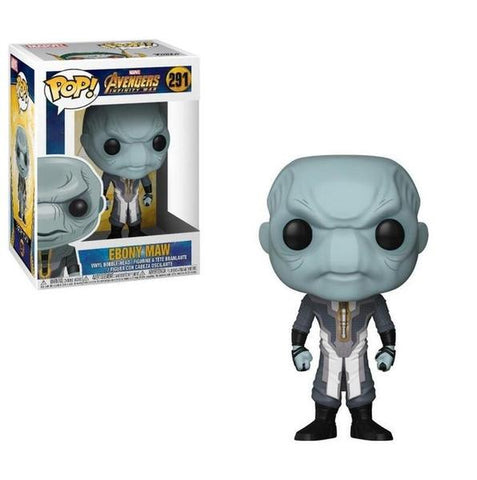 Figurine Pop Marvel Ebony Maw