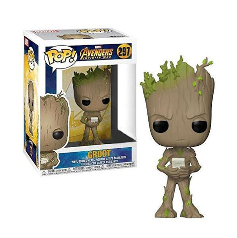 Figurine Pop Marvel Groot