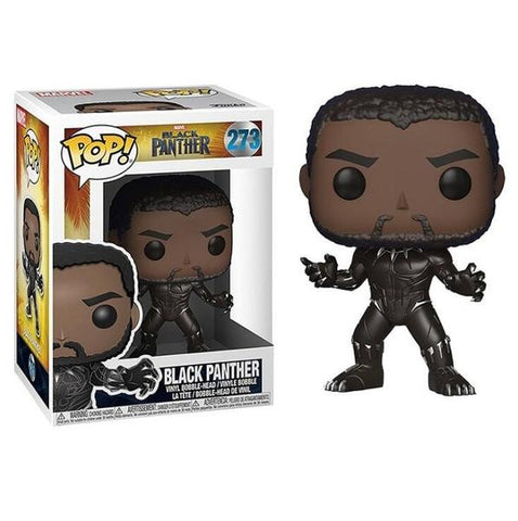 Figurine Pop Marvel T'Challa