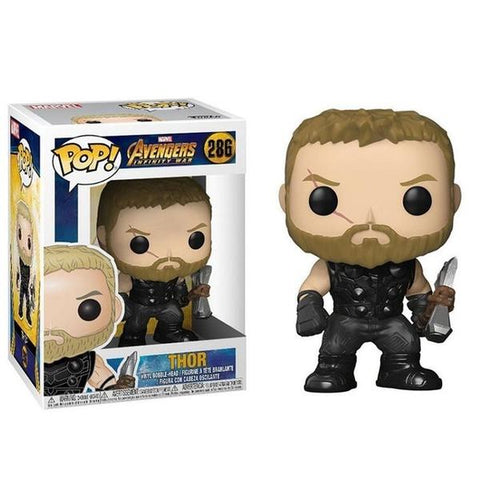 Figurine Pop Marvel Thor Infinity War
