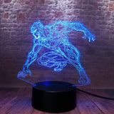 Lampe Led Black Panther