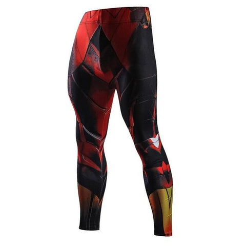 Legging Iron Man Compression-Marvel World Shop