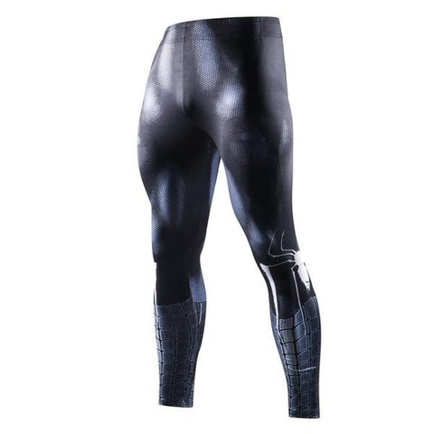 Legging Spiderman Noir-Marvel World Shop