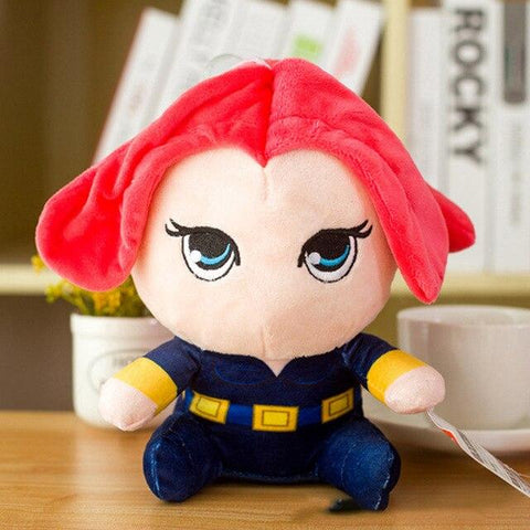 Peluche Black Widow
