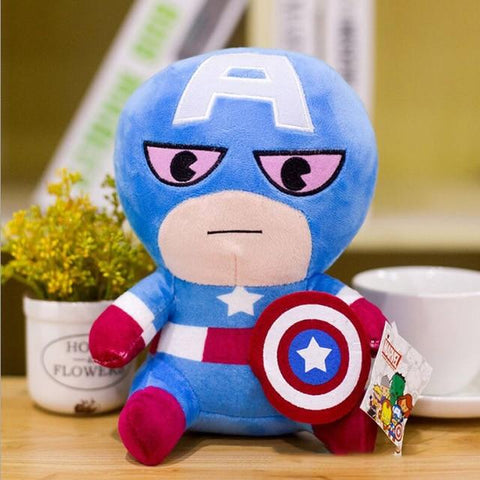 Peluche Marvel Captain America