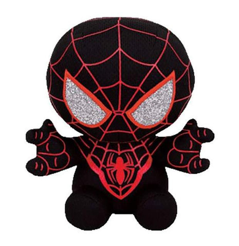 Peluche Spiderman Noir