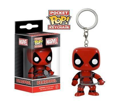 Porte-Clés Deadpool