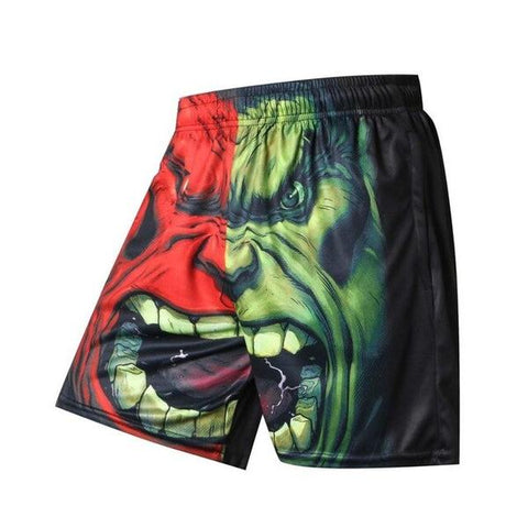 Short Hulk-Marvel World Shop