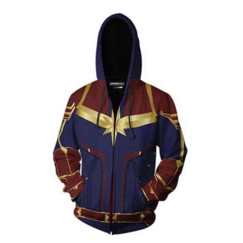 Sweat Captain Marvel-Marvel World Shop