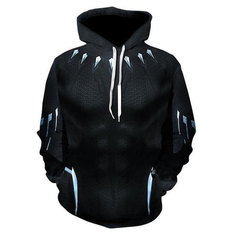 Sweat Marvel Black Panther-Marvel World Shop