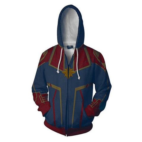 Sweat Marvel Carol Danvers-Marvel World Shop