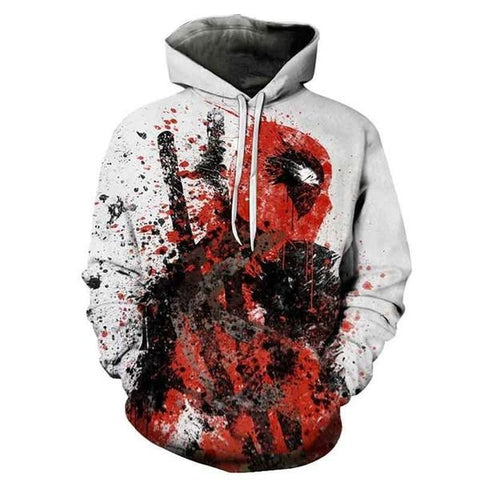 Sweat Marvel Deadpool-Marvel World Shop