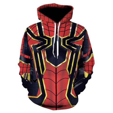 Sweat Marvel Spiderman-Marvel World Shop