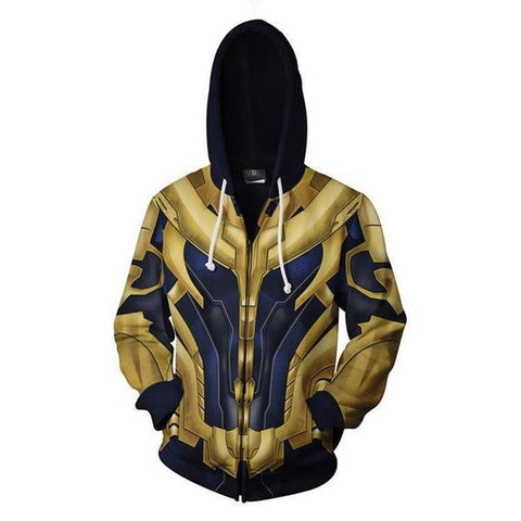 Sweat Marvel Thanos-Marvel World Shop