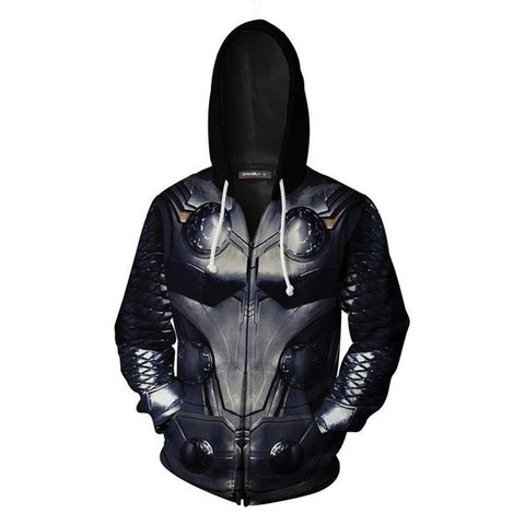 Sweat Marvel Thor Armure-Marvel World Shop