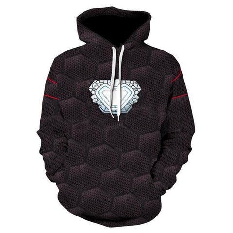 Sweat Marvel Tony Stark-Marvel World Shop