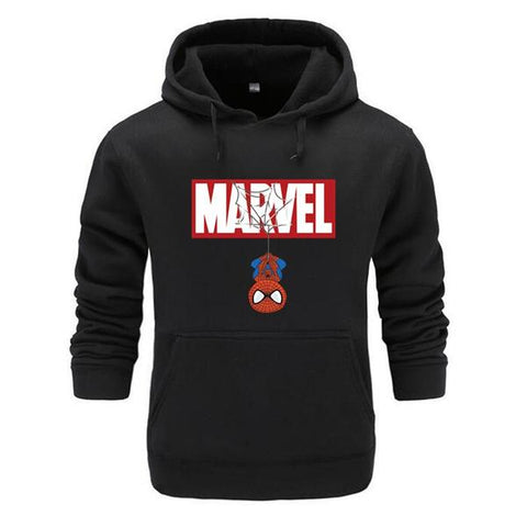 "Sweat Marvel Spiderman ""Suspendu""-Marvel World Shop"